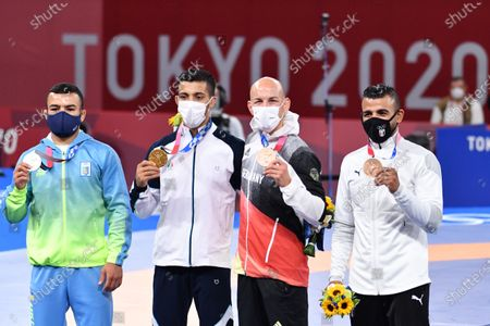Editorial photo of Tokyo Olympic Games 2020, Chiba, Japan - 04 Aug 2021