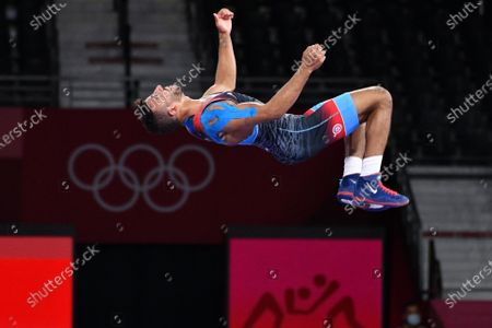 Editorial picture of Tokyo Olympic Games 2020, Chiba, Japan - 04 Aug 2021