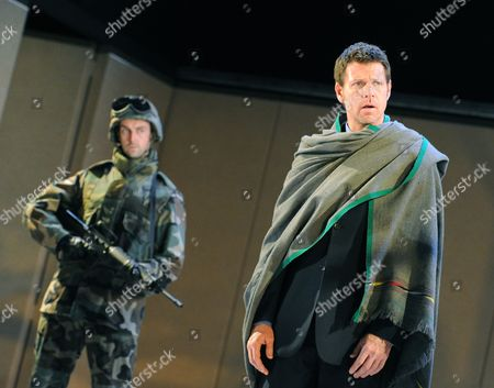 'Blood and Gifts' - Craige Els Lloyd Owen (James Warnock)