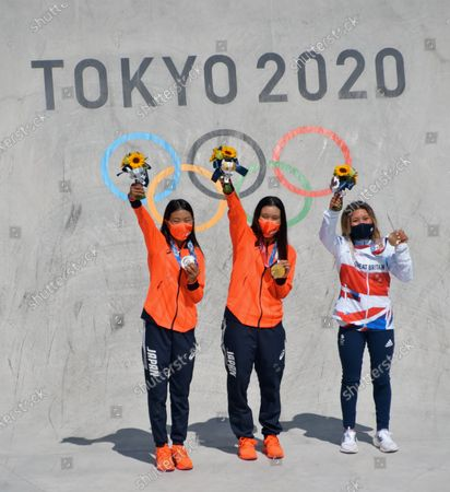 Editorial picture of Tokyo Olympics, Japan - 04 Aug 2021