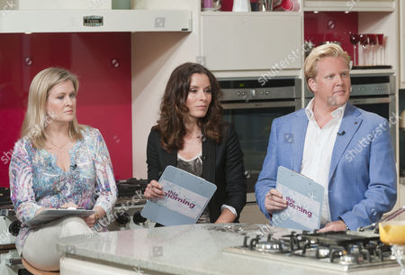 Editorial picture of 'This Morning' TV Programme, London, Britain. - 14 Sep 2010