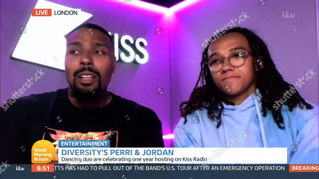 Editorial picture of 'Good Morning Britain' TV Show, London, UK - 05 Aug 2021