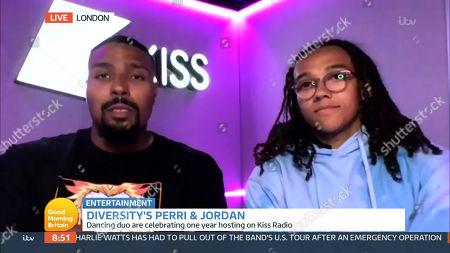Editorial photo of 'Good Morning Britain' TV Show, London, UK - 05 Aug 2021
