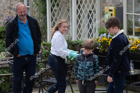 Editorial picture of 'Emmerdale' TV Show, UK - Aug 2021