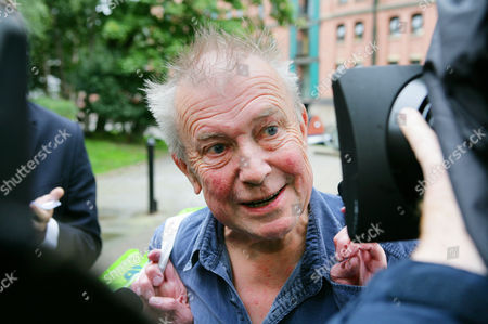 Editorial picture of TV presenter Ray Gosling arriving at Nottingham Magistrates court, Nottinghamshire, Britain - 14 Sep 2010
