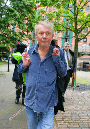 Editorial photo of TV presenter Ray Gosling arriving at Nottingham Magistrates court, Nottinghamshire, Britain - 14 Sep 2010