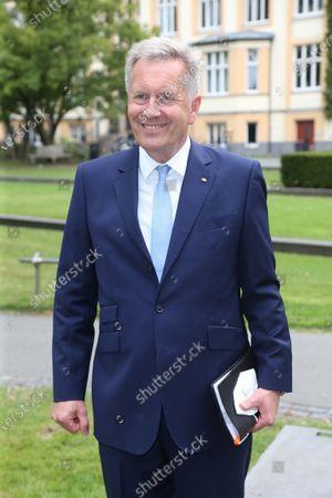 Former Federal President Christian Wulff