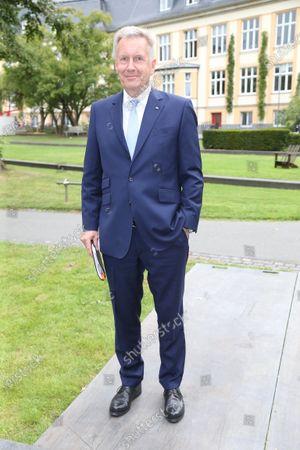 Editorial photo of Eurominds Economic Summit, Hamburg, Germany - 05 Aug 2021