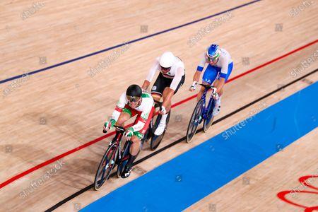 Editorial image of Tokyo Olympic Games 2020 - Track Cycling, Shizuoka, Japan - 05 Aug 2021