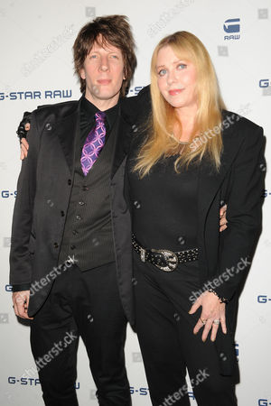 Jim Wallerstein and Bebe Buell