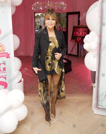 Paula Abdul attends a 'Cooking with Paris' Special Screening Event to Celebrate Paris Hilton's New Netflix Show