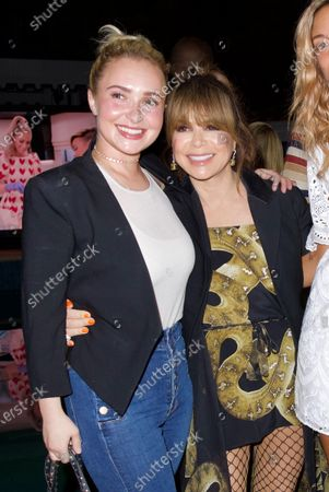 Hayden Panettiere and Paula Abdul attend a 'Cooking with Paris' Special Screening Event to Celebrate Paris Hilton's New Netflix Show