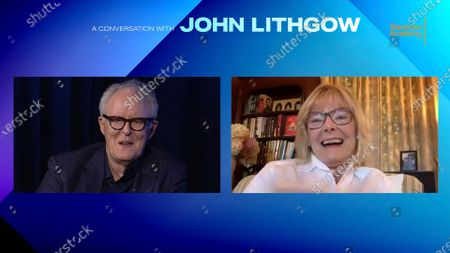 """Stock Photo of Jane Curtin is one of the special guests contributing to """"Man of Many Faces: A Conversation with John Lithgow,"""" an intimate and fascinating discussion between multiple-Emmy® winner John Lithgow and moderator Dominic Patten, streaming Thursday, August 5 at 6:00 PM PDT on TelevisionAcademy.com"""