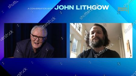 """Matthew Rhys is one of the special guests contributing to """"Man of Many Faces: A Conversation with John Lithgow,"""" an intimate and fascinating discussion between multiple-Emmy® winner John Lithgow and moderator Dominic Patten, streaming Thursday, August 5 at 6:00 PM PDT on TelevisionAcademy.com"""