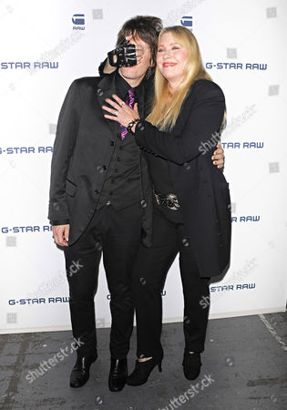 Editorial picture of G-Star Raw Show Spring 2011, Mercedes-Benz Fashion Week, New York, America - 14 Sep 2010