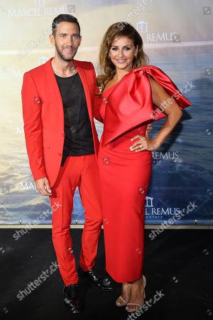 Marcel Remus and Monica Cruz