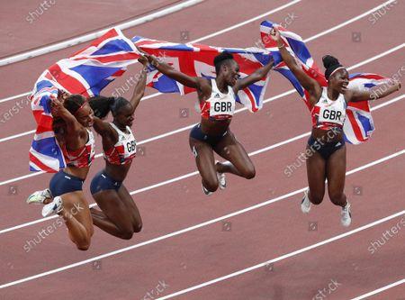 Editorial photo of Tokyo Olympics, Japan - 06 Aug 2021