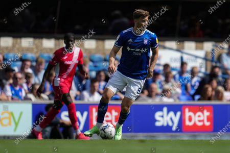 Lee Evans of Ipswich Town (8)