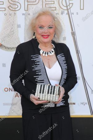 Stock Image of Carol Connors