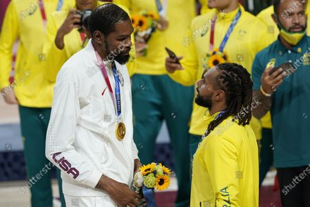 Editorial picture of Olympics Basketball, Tokyo, Japan - 07 Aug 2021