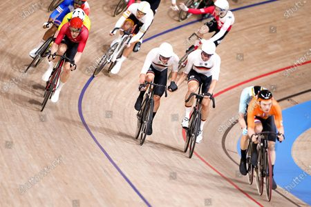 Editorial picture of Tokyo Olympic Games 2020 - Track Cycling, Shizuoka, Japan - 07 Aug 2021