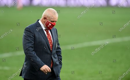 Editorial image of South Africa v British & Irish Lions, Lions Tour First Test, International Rugby Union, Cape Town Stadium, Cape Town, South Africa - 07 Aug 2021