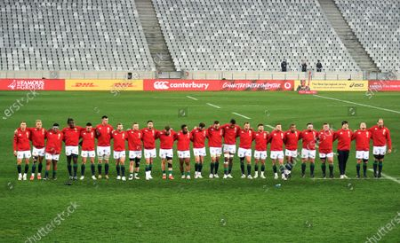 Editorial photo of South Africa v British & Irish Lions, Lions Tour First Test, International Rugby Union, Cape Town Stadium, Cape Town, South Africa - 07 Aug 2021