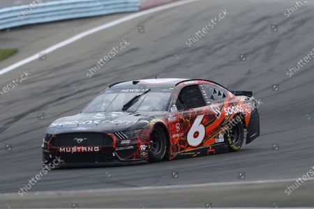 Ryan Newman drives through Turn 1 during a NASCAR Cup Series auto race in Watkins Glen, N.Y., on