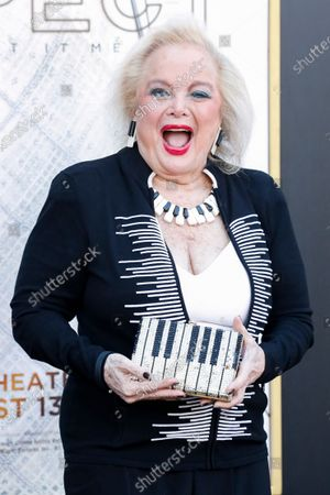 Carol Connors attends the premiere of 'Respect' at the Regency Village Theatre in Los Angeles, California, USA, 08 August 2021. The movie will be released in US theaters on 13 August 2021.