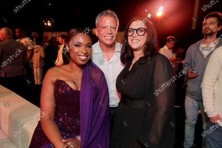 Jennifer Hudson, Executive Producer/Actor, Michael De Luca, Motion Picture Group Chairman, MGM, and Stacey Sher, Producer,