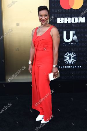 """Editorial image of LA Premiere of """"Respect"""", Los Angeles, United States - 08 Aug 2021"""