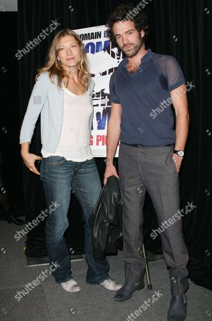 Branka Katic and Romain Duris