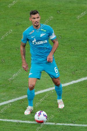 Stock Picture of Defender Dejan Lovren of FC Zenit