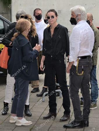 Editorial picture of Kasia Smutniak at the Locarno Film Festival, Locarno, Switzerland - 07 Aug 2021
