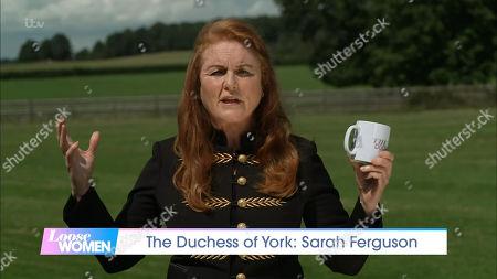Editorial photo of 'Loose Women' TV Show, London, UK - 09 Aug 2021