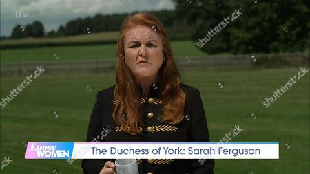 Sarah Ferguson Duchess of York