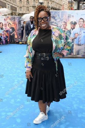 Stock Picture of Chizzy Akudolu