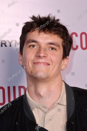 Stock Picture of Fionn Whitehead attends Gala Screening of The Courier, at Everyman Broadgate, London