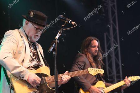 Editorial picture of Cregan & Co performs at Wickham Festival in Wickham, UK - 8 Aug 2021