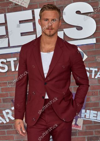 Editorial picture of Starz 'Heels' TV show premiere, Arrivals, Los Angeles, California, USA - 10 Aug 2021