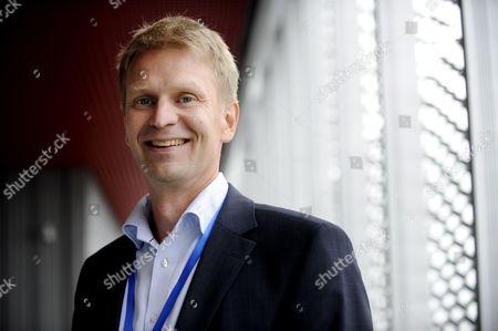 Editorial photo of Executive Vice President Officer Kai Oistamo during Nokia World 2010 event, London, Britain - 14 Sep 2010