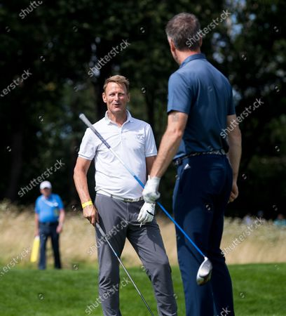 Editorial picture of Cazoo Classic Pro-Am, London Golf Club, Kent, UK - 11 Aug 2021