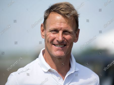 Stock Photo of Teddy Sheringham at the London Club