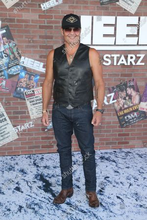 Editorial image of Starz 'Heels' Premiere, Los Angeles, California, USA - 11 Aug 2021