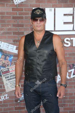 Editorial photo of Starz 'Heels' Premiere, Los Angeles, California, USA - 11 Aug 2021