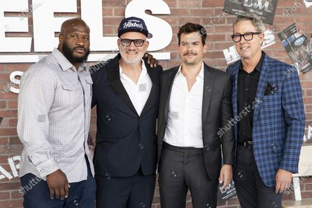 Editorial picture of Premiere of the television premiere of 'Heels' in los Angeles, USA - 10 Aug 2021