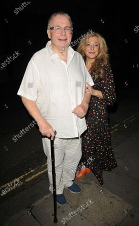 Christopher Biggins and Tracy-Ann Oberman