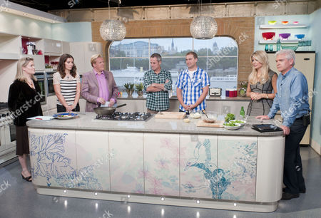 Editorial picture of 'This Morning' TV Programme, London, Britain - 15 Sep 2010