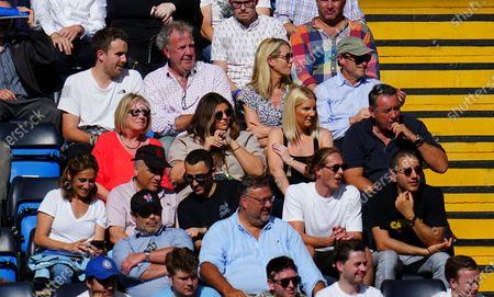 Stock Photo of TV presenter Jeremy Clarkson looks on