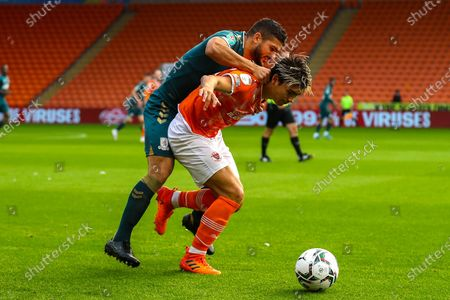 Editorial picture of Blackpool v Middlesbrough, EFL Cup - 11 Aug 2021